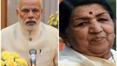 Photo of 'Special guest' Lata Mangeshkar joins Modi for Mann Ki Baat