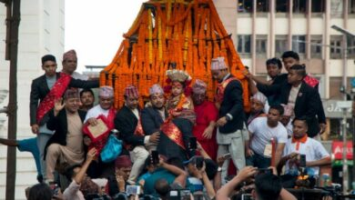 Photo of Nepal marks Indra Jatra with much fervour