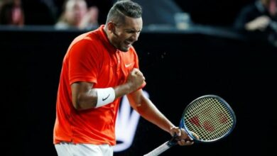 Photo of Nick Kyrgios suspended for 16-week from ATP