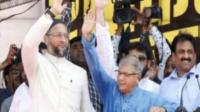 Photo of MIM-VBA split: Imtiyaz Jaleel, Prakash Ambedkar express views