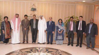 Photo of Indian delegation reviews Haj-2019 operations