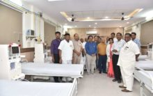 Gandhi Hospital gets four new Dailysis machines