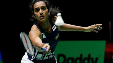 Photo of PV Sindhu crashes out of Korea Open