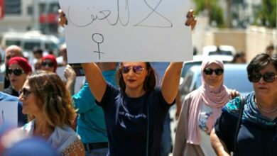 Photo of Palestinians demand women's protection after suspicious death