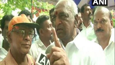 Photo of Amid row over Hindi, BJP leader advocates Tamil as national lang