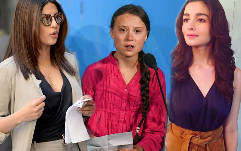 #HowDareYou: Celebrities support climate crusader Greta