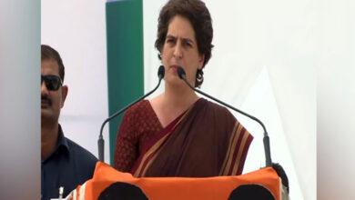 Photo of Priyanka Gandhi to address a maiden rally in Jharkhand