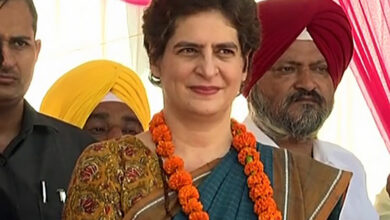 Photo of Issue of my security is not big: Priyanka Gandhi