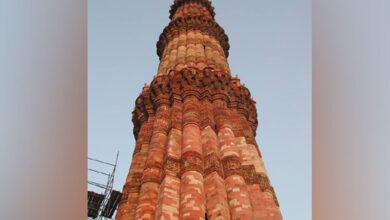 Photo of Qutub Minar built after demolishing 27 temples: Tourism Minister