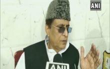 Arrest warrant issued against SP leader Azam Khan