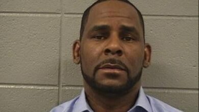 Photo of R. Kelly moved out from solitary confinement to general cell