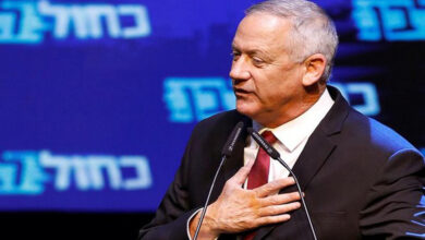 Photo of Israel's Gantz races to form government