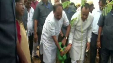 Jharkhand: CM kicks off plantation drive in Ranchi