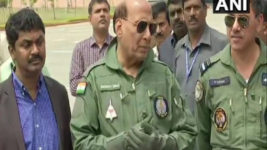 Photo of I was thrilled, it was a special experience: Rajnath