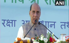 Will make J&K 'developed state' in 5-7 years: Rajnath Singh