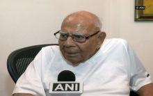 Eminent lawyer Ram Jethmalani passes away