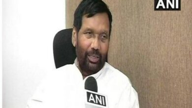 Britishers imposed English on people of India: LJP chief Paswan