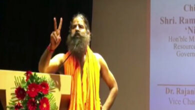 Photo of Congress family did not want to see Modi-Shah duo alive: Ramdev
