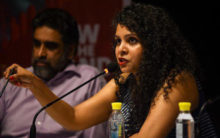 UP Police warns Rana Ayyub for tweets on Ayodhya