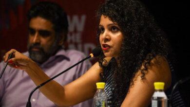 Photo of Rana Ayyub, latest contributing writer on  'Washington Post'