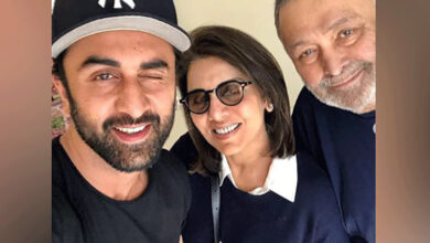 Photo of Neetu Kapoor wishes Ranbir with unseen pictures on his birthday