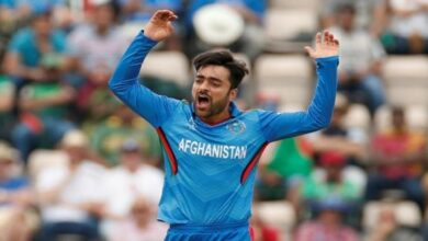 Rashid Khan taken with first pick in Hundred draft