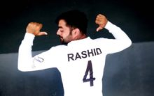 Rashid Khan leads Afghanistan to historic win against Bangladesh