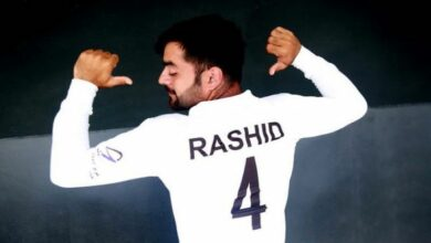 Photo of Rashid Khan becomes the youngest test captain in Afg