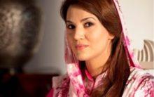 Reham mocks Imran over Kashmir