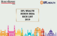 Mukesh Ambani tops the IIFL Wealth-Hurun India Rich List