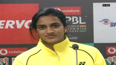 Photo of Sindhu joins breast cancer awareness effort using AR tech