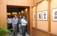 "Special Photo Exhibition of ""Durga the Goddess"" at Salar Jung"