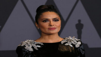 Photo of Salma Hayek celebrates 53rd birthday in Mexican style