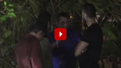 Photo of Netizens troll Salman Khan for smoking during Ganesh Utsav