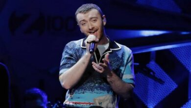 Photo of Sam Smith announces 'they/them' as preferred pronouns