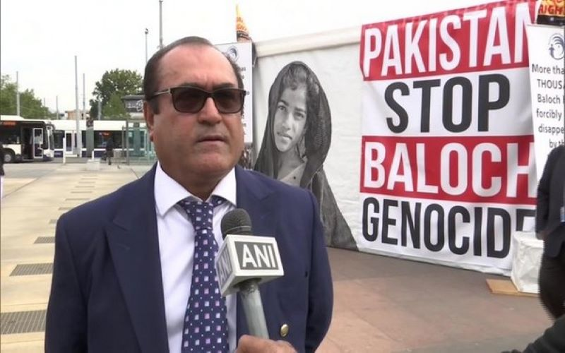 At UNHRC, Baloch activist calls Pak a 'breeding ground of terrorists'