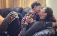 Sania Mirza tweets emotional message on her son's birthday
