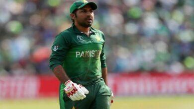 Sarfaraz Ahmed retains captaincy for Sri Lanka series