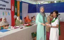 Princess Esin Girls High School Celebrates Investiture ceremony
