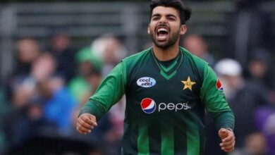 Want to be an all-rounder for the team, says Pak spinner Shadab Khan