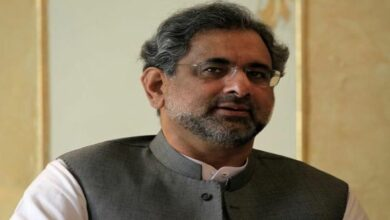 Photo of Ex-Pak PM Abbasi rushed to hospital over deteriorating health