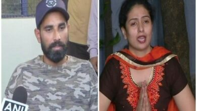 Photo of Domestic violence case: Relief to Shami, setback to Hasin