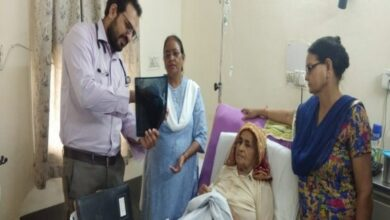 Photo of AIIMS says 'Shooter Dadi' recovering fast