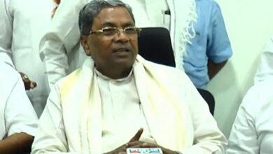 Photo of Siddaramaiah resigns as Karnataka opposition leader