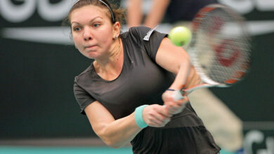 Photo of Wimbledon champion Halep targets strong finish in Asia