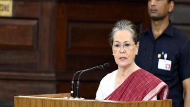 Photo of Teachers are true nation builders: Sonia Gandhi