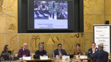 Photo of European experts express concern over terror financing in South Asia