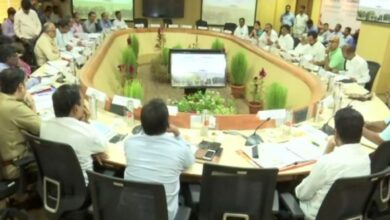 Photo of Telangana: G Kishan attends South Central Railway review meeting