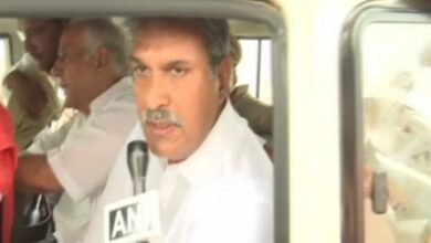 Photo of Chalo Atmakur rally: TDP MP K Srinivas detained