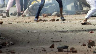 Photo of Haryana polls: Stone pelting reported from Muslim-dominated Nuh